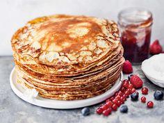 Letut   Valio Pancakes, Breakfast, Food, Morning Coffee, Eten, Meals, Pancake, Morning Breakfast, Crepes
