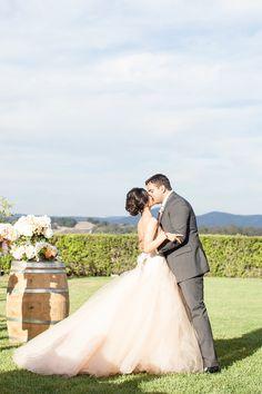 Sharon and Kanishk's Carneros Inn Wedding