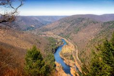 20 Jawdropping Sights in Pennsylvania. You won't believe that these vistas are right in your backyard.