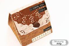 Mini box I love your more than chocolate ;)