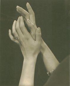 Edward Steichen  Hands