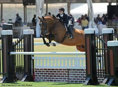 Photo by Mollie Bailey Coco Fath and Chemie Ancar | The Chronicle of the Horse