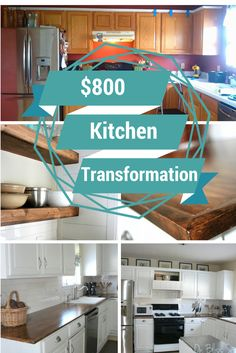 Hometalk contacted me this week about curating a board featuring kitchen updates…