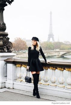 All black outfit, love it so much, classy and more