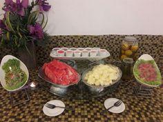 Fresh vegie and fruits