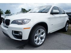 2014 BMW X6 2014 BMW X6 White – Going into my vision board!