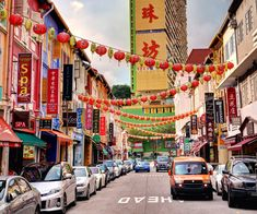 Chinatown, Singapore Singapore Map, Places To Travel, Places To Visit, Oriental, Asia, Boards, Street View, Dreams, City
