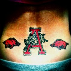 I'll marry the woman with this tramp stamp