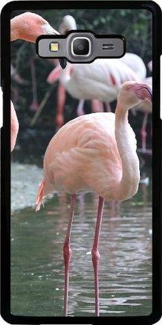 Hülle für Samsung Galaxy A5 (SM-A500) - Flamingovögel: Amazon.de: Elektronik