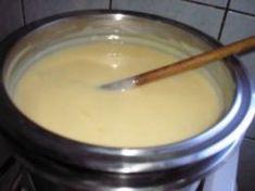 Vanilia sodó készítése recept