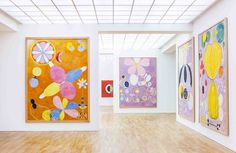 Hilma af Klint (1862-1944), The First Abstract Artist? - Hamburger BAhnhof