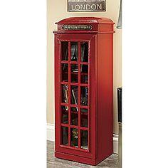 Cabinet, British Telephone Box