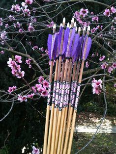 Show ur arrows / Zeigt eure Pfeile @ #Instinctive #Archery #MAGAZINE