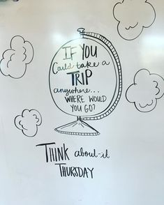 """34 Likes, 4 Comments - R. Cross Freeman (@pinkpearlsandpencils) on Instagram: """"Catching up on the hashtag #miss5thswhiteboard lead me to recreate this gem yesterday! Two of my…"""""""