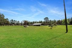 Peace In The Pines Farm! 2 Bedroom 2 Bath Mobile Home on 5 Acres 4 Stall Barn 4 pasture/Paddocks So Much More!!