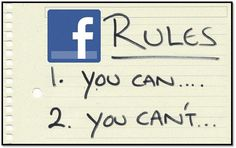 The 9 Core Rules of Facebook Marketing #Technology #stepbystep