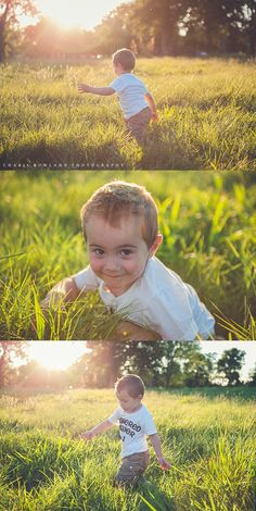 little boy in field, running through grass, 2 year old photos, two year old boy… Toddler Boy Photography, Old Photography, Children Photography, Toddler Boy Photos, 2nd Birthday Pictures, Boy Photo Shoot, Photo Shoots, Kid Poses, Boy Pictures
