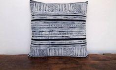 indigo cushions