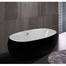 "71"" x 35"" Soaking Bathtub"