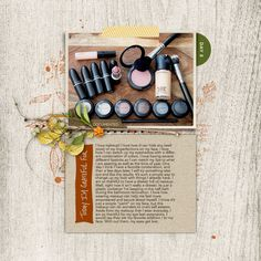 Finger Pointing- November 10th| Gallery Standouts  This page by Kim_R  is one of my fave layouts at the Gallery Standouts. Head over to GSO blog to see the other fabulous five Standouts! ^-^