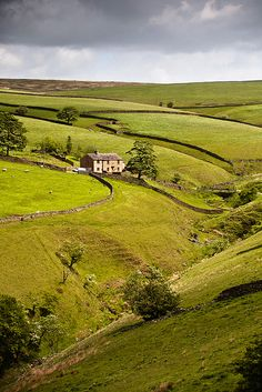 Peak District, England   <3