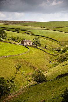 Peak District, England   <3