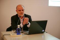 Ciclo de Conferencias y coloquios. 22 de enero de 2015. Conferencia de Salvador Jiménez sobre la historia del barrio de Capuchinos y El Molinillo.