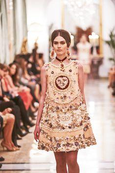 Dolce & Gabbana ALTA MODA, Spring 2013 | Atelier Christine