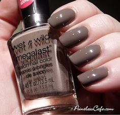 Pointless Cafe: Wet n Wild Megalast - New Collection Swatches - Pic Heavy