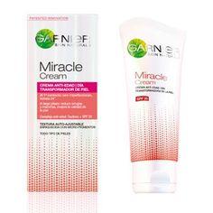 Prueba la crema hidratante Anti-edad Miracle Cream de Garnier