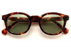 Wildfox - Smart Fox / Tokyo Tortoise Sunglasses