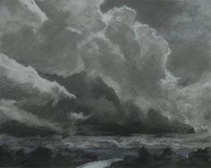 drawing clouds + graphite - Google Search