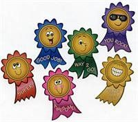Kids' Stickers - 100 Motivational Smile Face Roll Stickers 1 Roll >>> Read more at the image link.