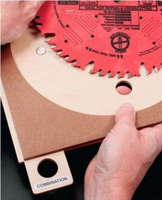How to Build Table Saw Blade Storage and Organizer - Rockler Shop Storage, Shop Organization, Garage Storage, Saw Blade Storage, Table Saw Accessories, Jet Woodworking Tools, Woodworking Projects, Sierra Circular, Table Saw Blades
