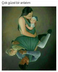 Best example of selfless love. A Mother and her Baby. Pictures With Deep Meaning, People Finder, Selfless Love, Circle Of Life, Decir No, Oil On Canvas, Cool Pictures, Amazing Photos, Amazing Art
