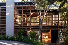 indoor outdoor modern architecture - Google Search