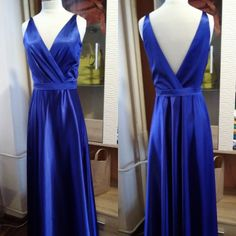 Backless, Formal Dresses, Fashion, Moda, Formal Gowns, La Mode, Black Tie Dresses, Fasion, Gowns