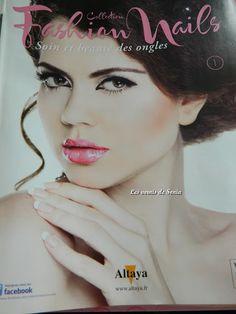 Les vernis de Sonia: Nail Art Collection Fashion Nail