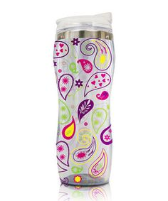 Look what I found on #zulily! Paisley 14-Oz. Eco Silhouette Tumbler by Smart Planet #zulilyfinds
