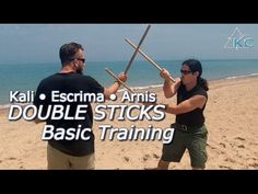 Double Stick Training - Kali for Beginners - Filipino Martial Arts. Best Picture For Martial Arts Kali Martial Art, Mixed Martial Arts, Martial Arts Workout, Martial Arts Training, Boxing Workout, Aikido, Mma, Stick Fight, Self Defense Martial Arts
