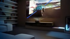 Sagemcom innovates with the first ever connected ultra short throw led projector affordable for all: The Screeneo