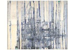 Cristal, 1970, óleo sobre tela, 81 x 100 cm, Vieira da Silva