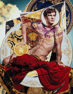 #D_mienBlood #Versace #VersaceHomeCollection para #philistinemag