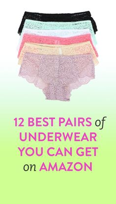 12 Best Pairs of Underwear You Can Get on Amazon