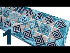 1-ші бөлім. Мастер класстан алынған бейне клиптер - құрақ көрпе - YouTube Kids Rugs, Make It Yourself, Quilts, Blanket, Youtube, Projects, Kitchens, Blankets, Quilt Sets