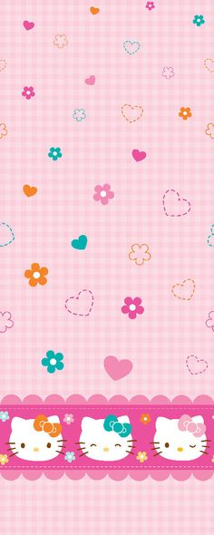 Sanrio Hello Kitty Tea Party Mock Smock