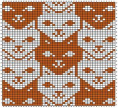tessellations charts for knitting - Google Search
