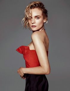 Diane Kruger by Nino Muñoz for Modern Luxury, January 2018