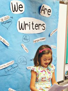 Nice idea for writing backdrop for when sharing writing etc.