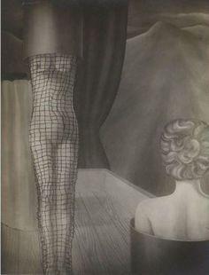 André Breton1. Pour l'album photo de travail pour la révolution surréaliste 1930